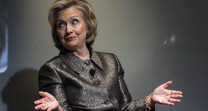 Is Hillary Clinton's silence on e-mails a misstep? (+video)