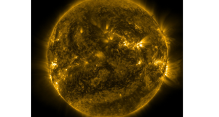 Is there dark matter in the sun?