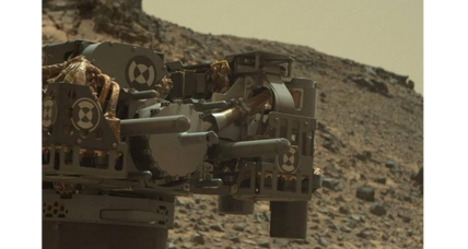 Curiosity Mars rover suffers electrical problem