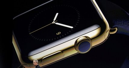 How does the $10,000 Apple Watch compare to other luxury watches?