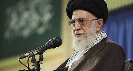 Iran offers to mediate US political conflict. Not. (+video)