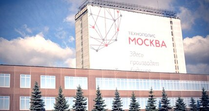 With sanctions biting, Moscow tries new tack: nurturing small business (+video)