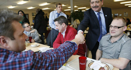 Chicago's 'Chuy': the next De Blasio?