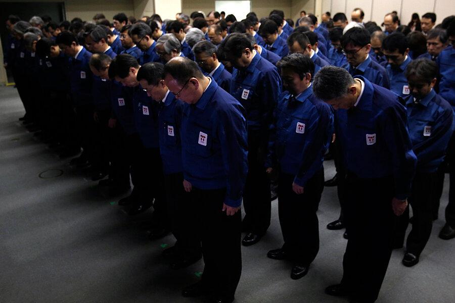 On Fukushima's anniversary: A Japan of 'great gifts' - CSMonitor com