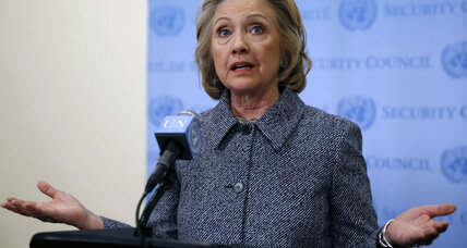 How Hillary Clinton answers on e-mail flap created more questions (+video)