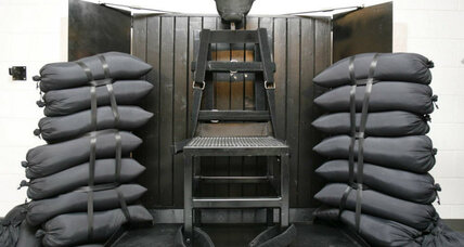 Utah firing squad decision: Could it actually make death penalty more humane? (+video)