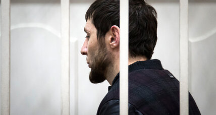 As Kremlin's Nemtsov case unravels, eyes on Chechen connection