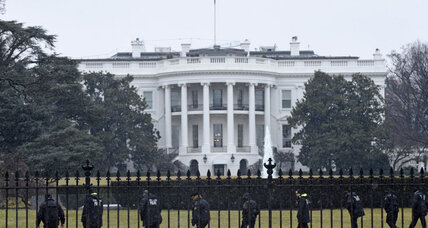 Two Secret Service agents investigated for crashing into White House barrier