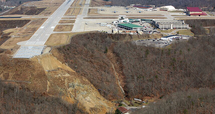 West Virginia landslide forces residents to evacuate, area under flood watch