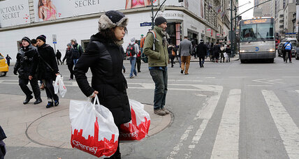 Consumer sentiment falls in early March to cold weather chill