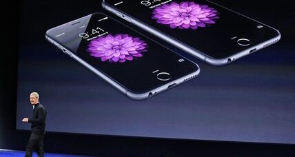 A pink Apple iPhone with 'Force Touch' may be in pipeline
