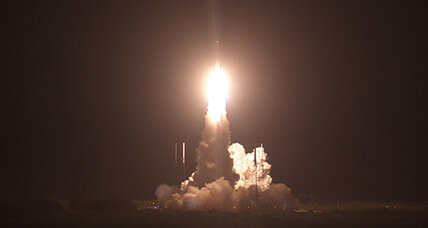 'Picture perfect' Atlas V launch sends four NASA satellites into orbit
