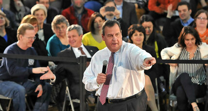 Why Chris Christie's hopes for 2016 might already be over