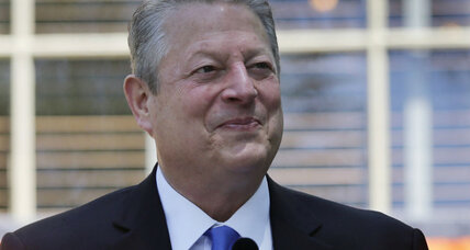 Al Gore for president. Does he have a chance?
