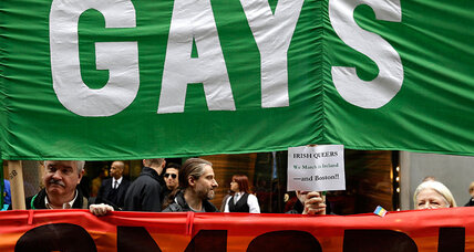Presbyterians give approval to gay marriage in church constitution