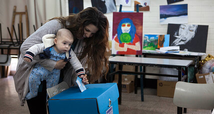 In Israeli leftist stronghold, optimism – but votes for Netanyahu, too (+video)