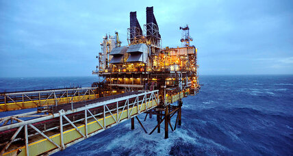 Calls for Scottish independence rise even as North Sea oil prices fall