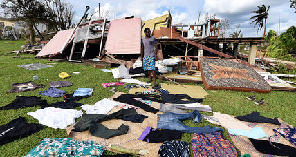 Cyclone Pam: Relief workers see flattened areas, struggle to reach hardest hit (+video)