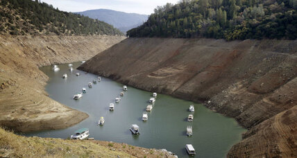 Is California about to run out of water? (+video)