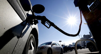 Oil prices plunge to 6-year-low. Why gas prices won't follow suit.