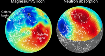 What is the planet Mercury made of? Space probe data reveals clues.