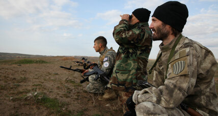 Why US veterans are heading off to fight the Islamic State on their own