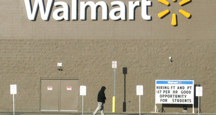Wal-Mart wage hike hides deeper problem for US economy (+video)