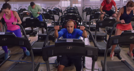 Will treadmill dancing be the next Zumba?