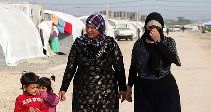 Islamic State suspected of genocide against Yazidis, says UN