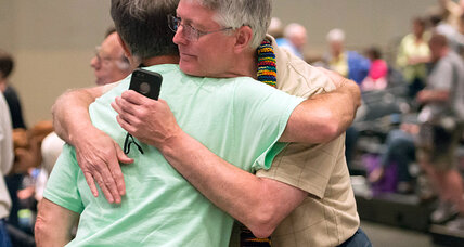 For Christian Millennials, gay marriage debate produces new views on morality (+video)