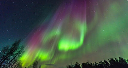 Spectacular aurora photos from St. Patrick's Day solar storm