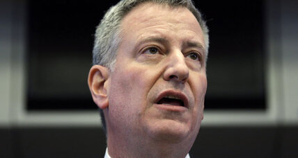 Why New York mayor is offering cash to landlords who rent to homeless families (+audio)