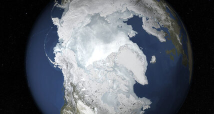 Why record low Arctic sea ice only tells half the story