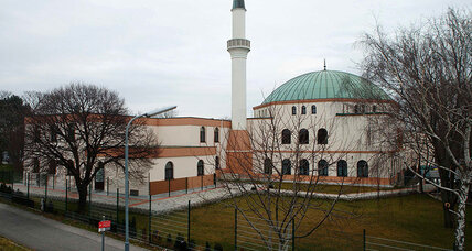 In Vienna, a bid to foster 'Islam of the Austrian kind'