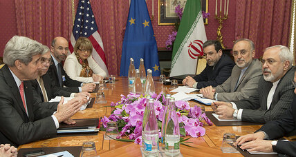 Iran nuclear talks: Negotiations tough, but body language much improved (+video)