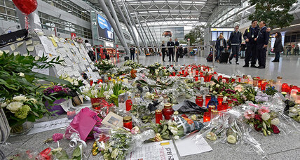 Germanwings co-pilot disclosed earlier 'severe depression' to Lufthansa