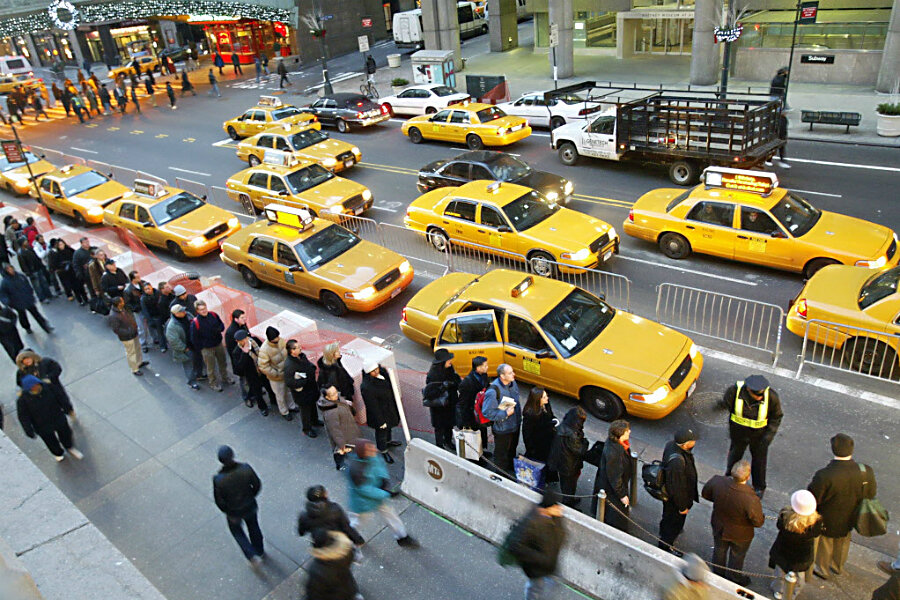 How did Uber come to outnumber NYC's Yellow taxis
