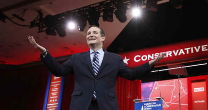 Ted Cruz wants to be president, save American liberty (not in that order) (+video)