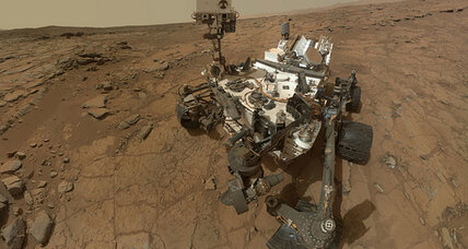 Curiosity finds more ingredients for life on Mars