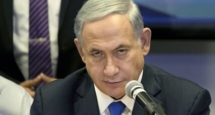 Israel's Netanyahu apologizes to country's Arab minority