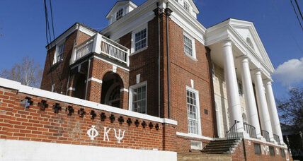 Should UVA frat sue Rolling Stone for debunked rape story?