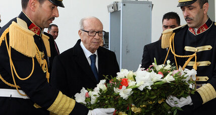 In Tunisia, a plea to balance security with newfound freedoms