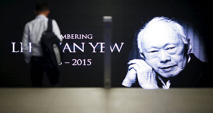 As Lee Kuan Yew era ends, what's next for Singapore's future?