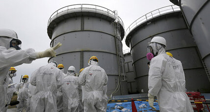Fukushima cleanup: What to do with a torrent of radioactive water