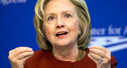 Why Hillary Clinton is making income inequality a theme of her likely campaign (+video)