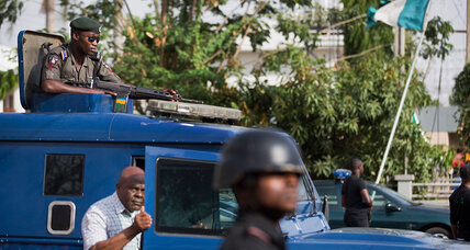 Nigeria pushes back against criticism of election security (+video)