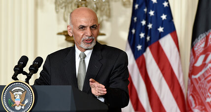 What is driving a remarkable shift in US-Afghan relations?