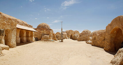 Is ISIS invading Tatooine? (+video)