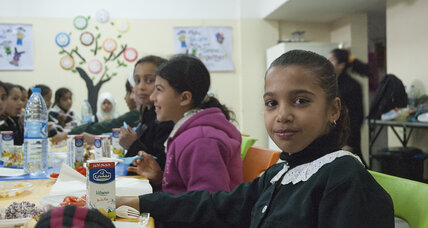 Amid Gaza rubble, new center offers kids art, storytelling, and hope