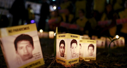 For families of missing Mexican students, answers remain elusive